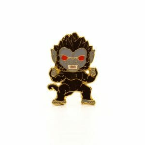 DBZ great ape loungefly enamel pin