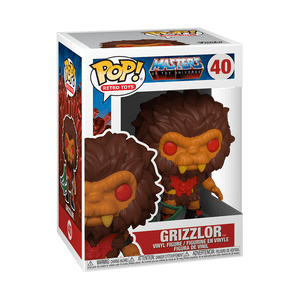 motu grizzlor funko pop!