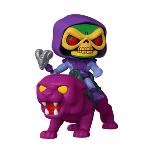 motu skeletor on panther funko