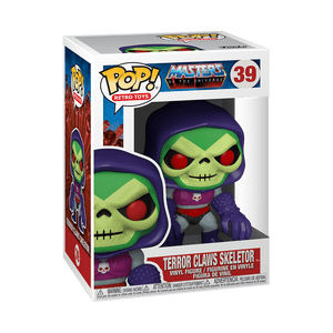 motu terror claws skeletor funko pop!