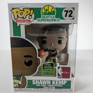 shawn kemp 2020 spring funko pop! con