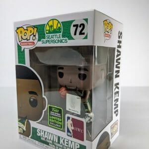 shawn kemp funko pop! nba