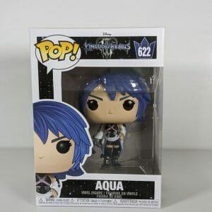 kingdom hearts aqua funko pop!