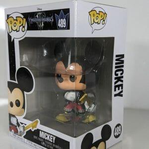 mickey mouse funko kingdom hearts