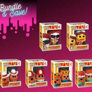 McDonalds Funko Pop! Bundle and save