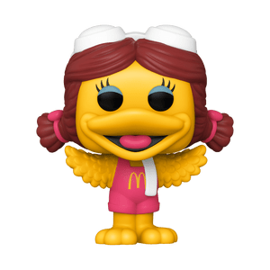 ad icons birdie the early bird funko
