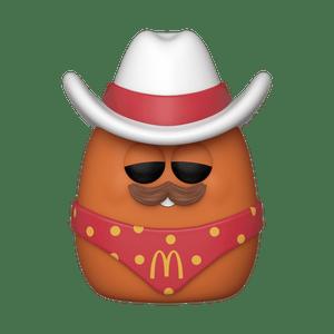 ad icons cowboy mcnugget funko