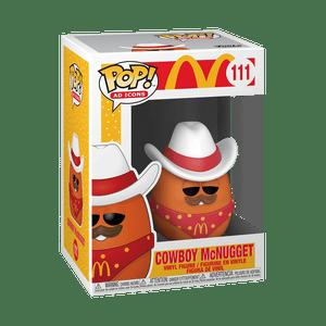 mcdonalds cowboy mcnugget funko pop!