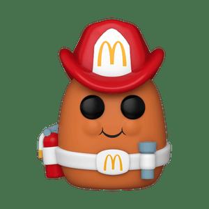 ad icons fireman mcnugget funko