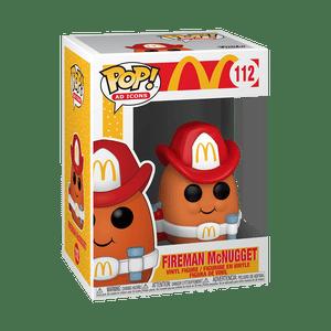 mcdonalds fireman mcnugget funko pop!