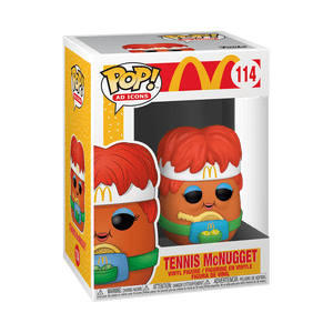 tennis mcnugget mcdonalds funko pop!