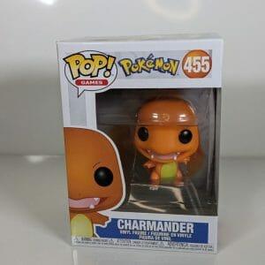 pokemon charmander funko pop!