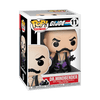 gi joe dr mindbender funko pop!