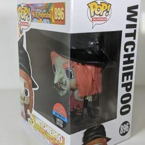 hr pufnstuf witchiepoo funko pop!