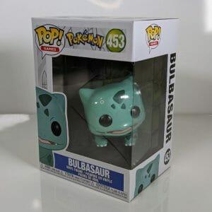 pokemon bulbasaur funko