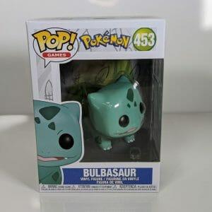 bulbasaur funko pop!