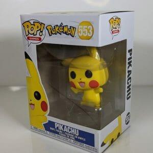 pikachu pokemon funko