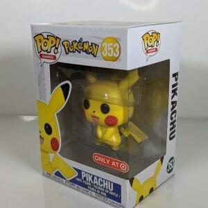 pokemon pikachu target funko