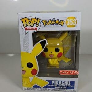 pikachu target exclusive funko pop!