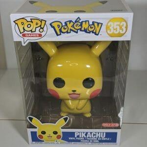 10 inch pikachu funko