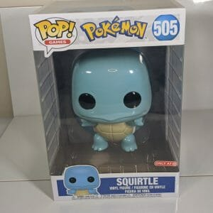 squirtle 10 inch funko