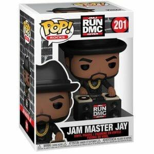 run dmc jam master jay funko pop!