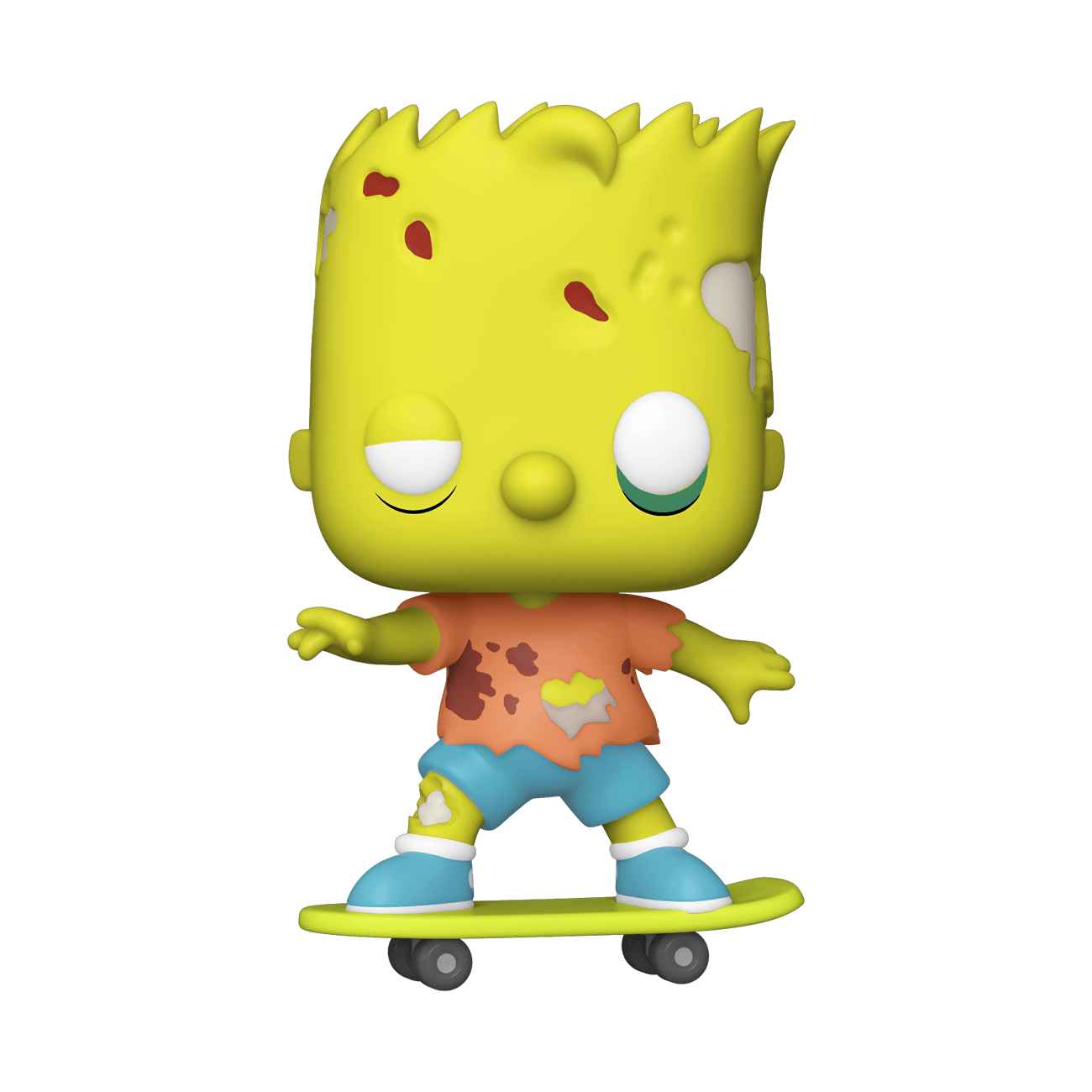 the simpsons zombie bart funko