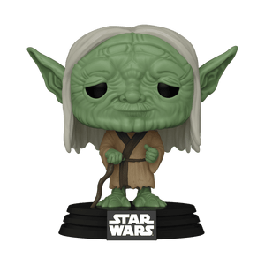 star wars concept yoda funko