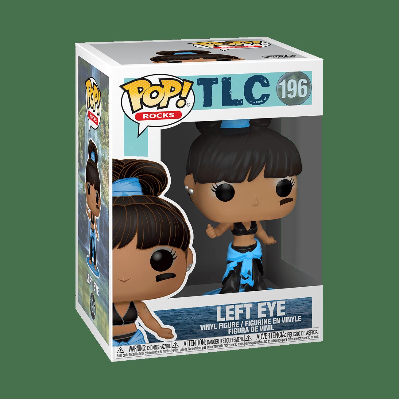 tlc left eye funko pop!
