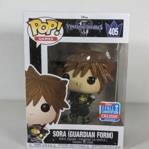 kingdome hearts sora guardian funko pop!