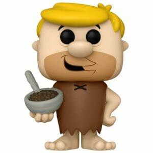 the flintstones barney rubble cereal funko pop!