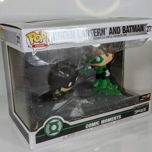 batman and green lantern funko movie moments