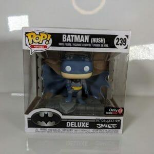batman hush deluxe funko pop!