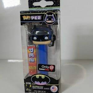 batman gamer funko pop! pez