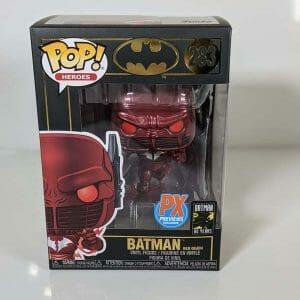 batman red death funko pop!