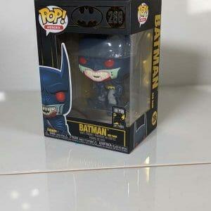 batman red rain funko pop!
