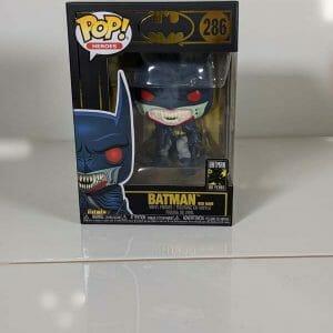 batman 80 years funko pop!