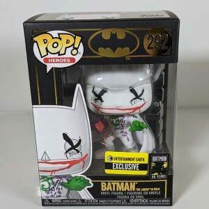 batman joker is wild funko pop!