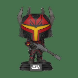 gar saxon clone wars funko pop!