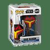 star wars clone wars gar saxon funko pop!