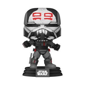 clone wars wrecker funko pop!