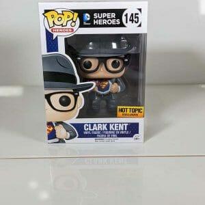 clark kent funko pop!