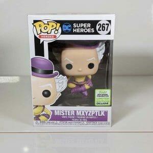 mister mxyzptlk funko pop!