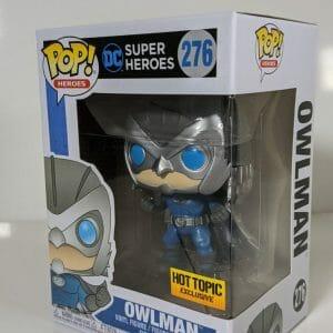 owlman hot topic exclusive funko