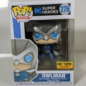 owlman funko pop!