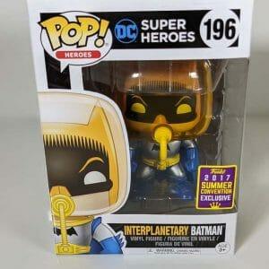 interplanetary batman funko pop!
