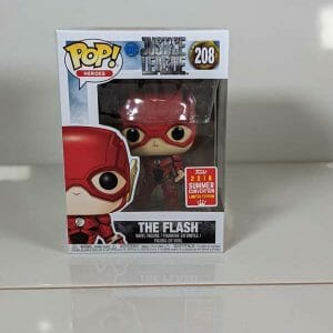 the flash convention funko pop!