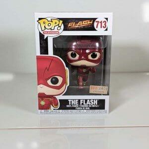 the flash boxlunch funko pop!