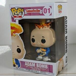 garbage pail kids adam bomb funko pop!