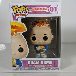 gpk adam bomb funko pop!
